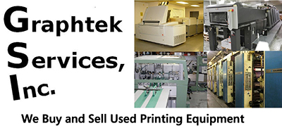 Graphtek, inc  - We buy and sell used printing equipment